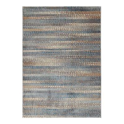 Tappeto Four seasons blu scuro 220x160 cm