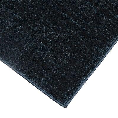 Tappeto Soave Soft blu 120x60 cm