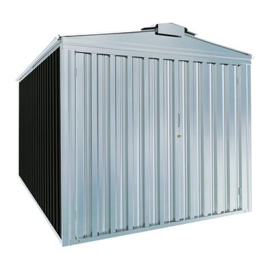 Garage in acciaio al carbonio Orlando 10.62 m², Sp 0.6 mm