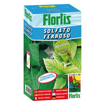 Concime polvere FLORTIS Solfato ferroso 1 kg
