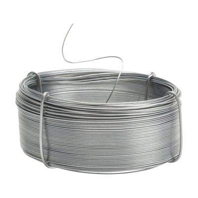 Filo in acciaio STANDERS Ø 0.7 mm x L 75 m