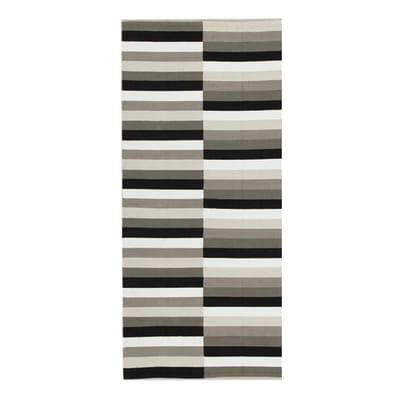 Tappeto Playfull nero e bianco 120x60 cm