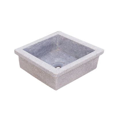 Lavandino Per Esterno In Plastica.Lavabo Da Giardino H 20 Cm 47 X 36 Cm Prezzi E Offerte Online