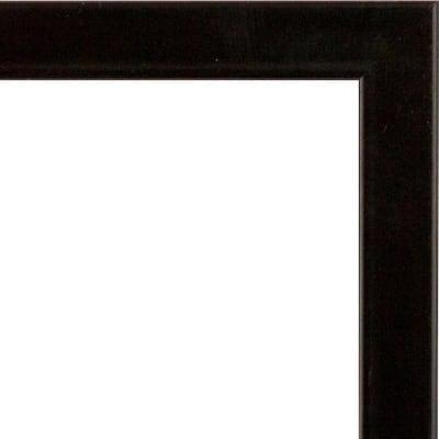 Cornice Baux nero per foto da 15x20 cm