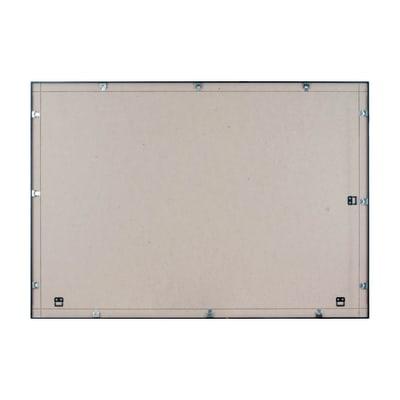 Cornice INSPIRE nero per foto da 60x80 cm