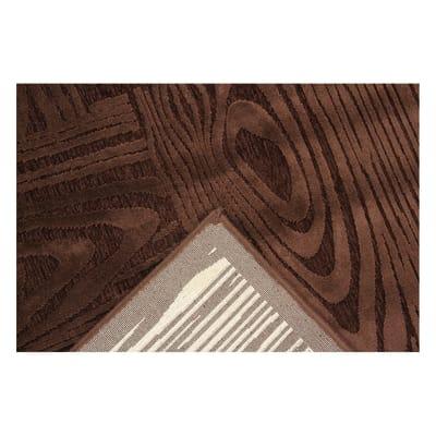 Tappeto Wenge marrone 200x140 cm