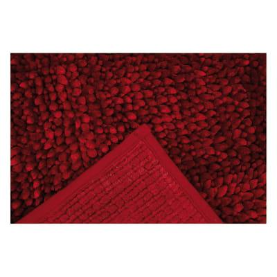 Tappeto antiscivolo cloud shiny rosso 80x120 cm prezzi e for Cuscini 80x120