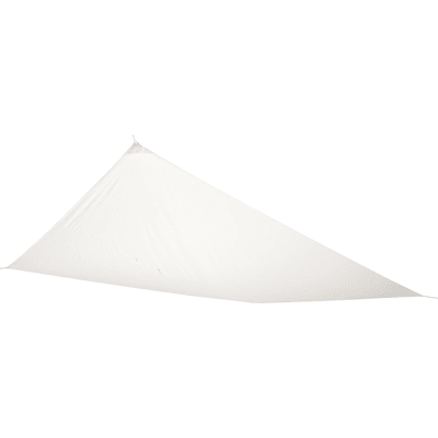 Vela ombreggiante rettangolare ecru 300 x 400 cm