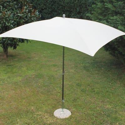 Ombrellone Poli L 2.25 x P 1.9 m color ecru