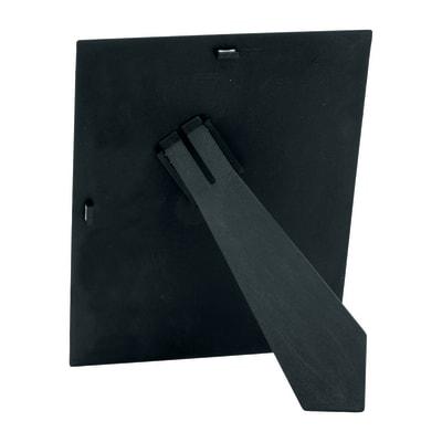 Schienale per porta ritratto Pol nero H 30 cm