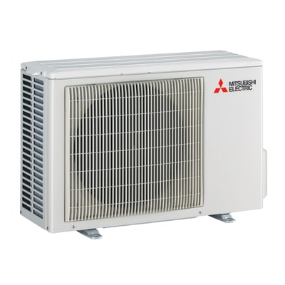 Climatizzatore monosplit MITSUBISHI LN Wi-Fi nero 11942 BTU classe A+++