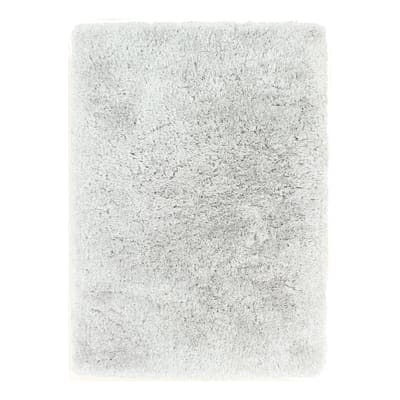 Tappeto Shaggy artic , grigio, 180x270 cm