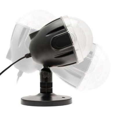 Proiettore 4 lampadine led bianco e blu prezzi e offerte for Lampadine led online