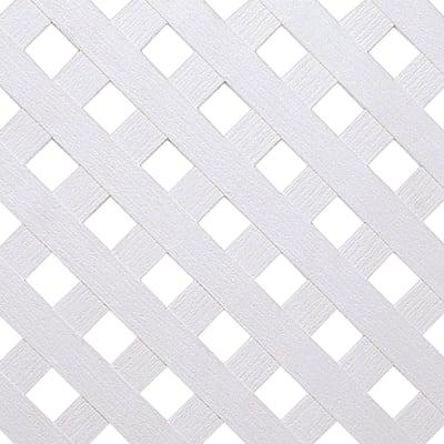 Traliccio fisso in pvc Privat L 100 x H 200 cm, Sp 5 mm