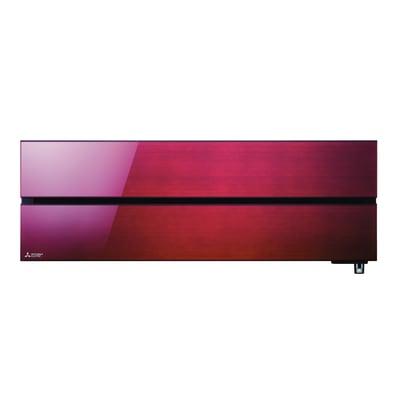 Climatizzatore monosplit MITSUBISHI LN Wi-Fi rosso 17060 BTU classe A+++