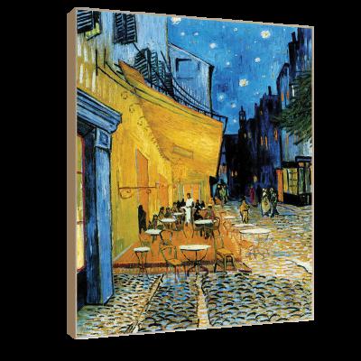 Quadro con cornice Van Gogh 70x100 cm