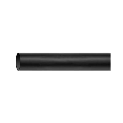 Bastone per tenda Jolly NR in alluminio Ø13mm nero opaco 100 cm