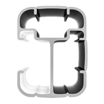 Palo multifunzione Premium bianco L 5 x H 231.5 cm