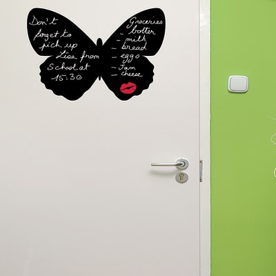 Sticker farfalla 29.8x42.5 cm