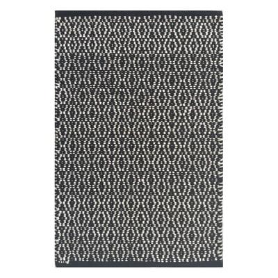 Tappeto Cucina b&w nero e bianco 150x50 cm