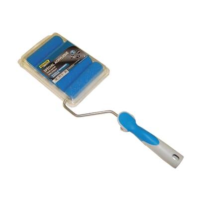 Kit rullo e vassoio NESPOLI Microcrater con ricambi 5 pezzi