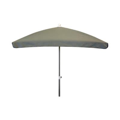 Ombrellone NATERIAL Ita 004 L 2 x P 1.5 m color grigio