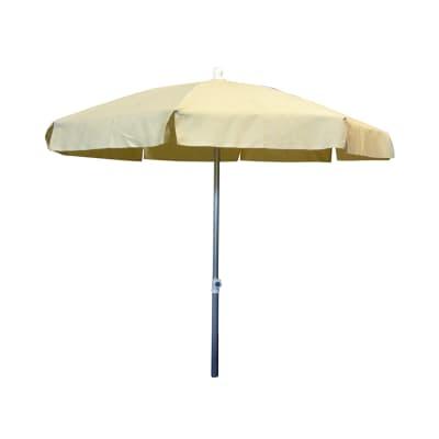 Ombrellone NATERIAL Ita 001 L 2 x P 2 m ecru