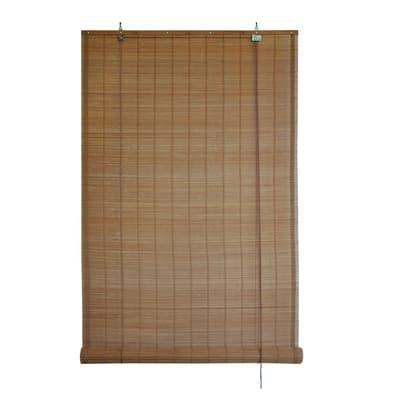 Tenda a rullo INSPIRE Bamboo naturale 90x300 cm