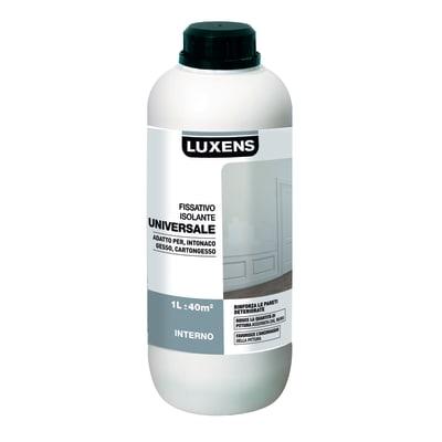 Fissativo LUXENS base acqua interno Isolante 1 L