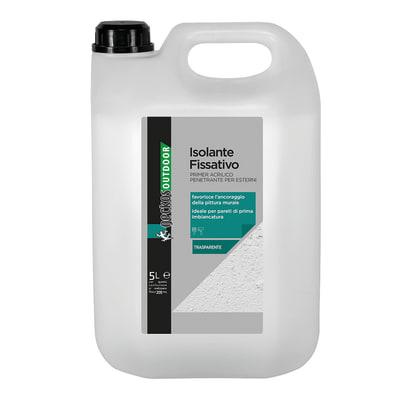 Fissativo base acqua interno / esterno universale consolidante 5 L