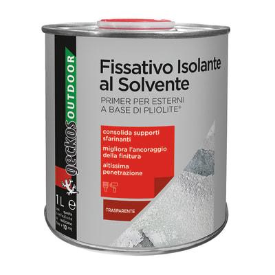 Fissativo base solvente esterno consolidante 1 L