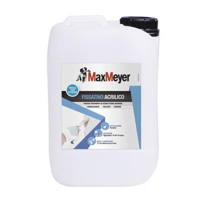 Fissativo MaxMeyer base acqua esterno isolante IMAX 4 L