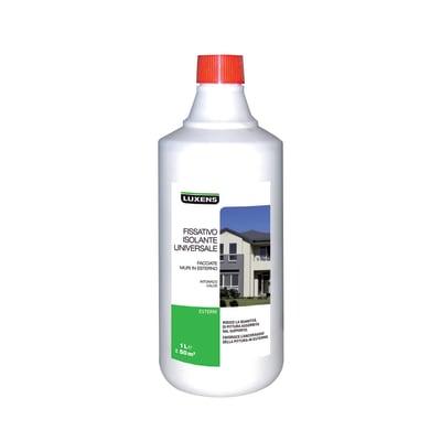 Fissativo LUXENS Isolante incolore trasparente 1 L