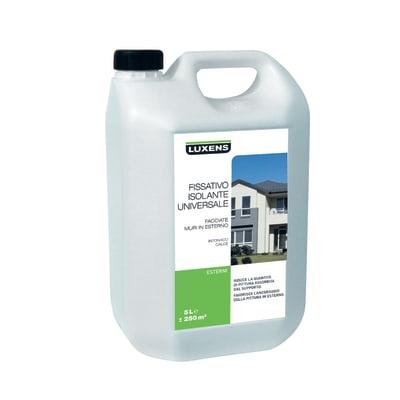 Fissativo LUXENS base acqua esterno Isolante 5 L