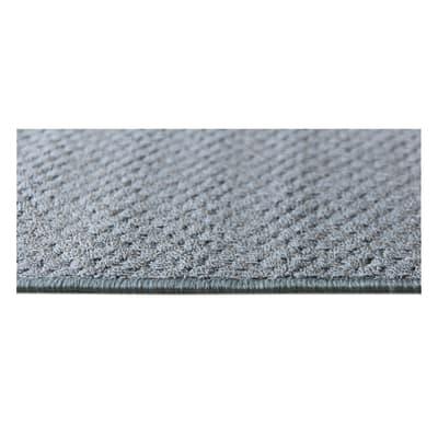 Tappeto Cucina antiscivolo Alice grigio 270x57 cm