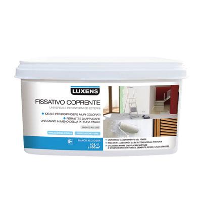 Fissativo LUXENS base acqua interno Coprente 10 L