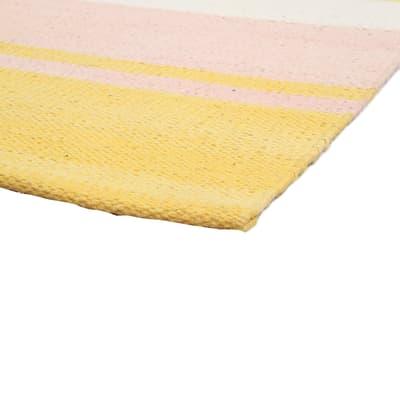 Tappeto Cucina Antibes rosa 110x50 cm