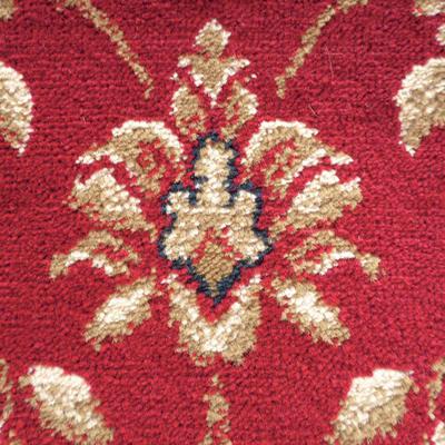 Tappeto Carrera rosso 230x160 cm
