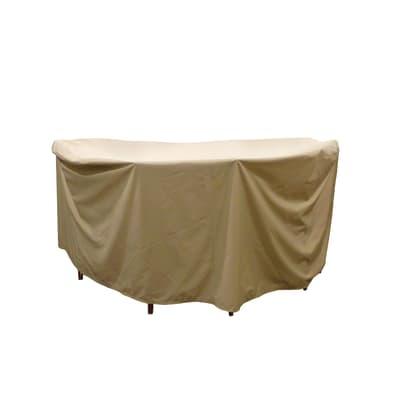 Copertura protettiva per tavolo e sedia in poliestere NATERIAL L 152 x P 104 x H 104 cm