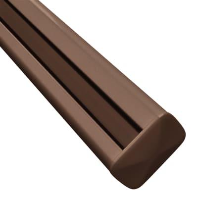 Palo multifunzione COMPOSITE PREMIUM Premium marrone L 5 x H 115 cm