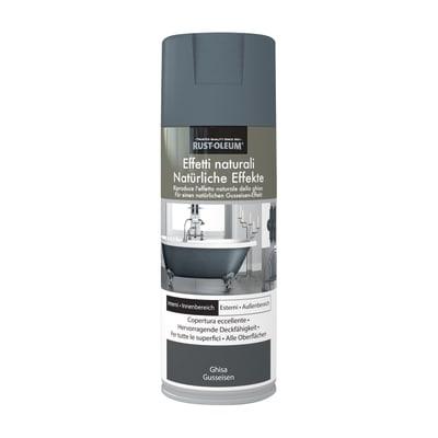 Smalto spray ghisa metallizzato 0.4 L