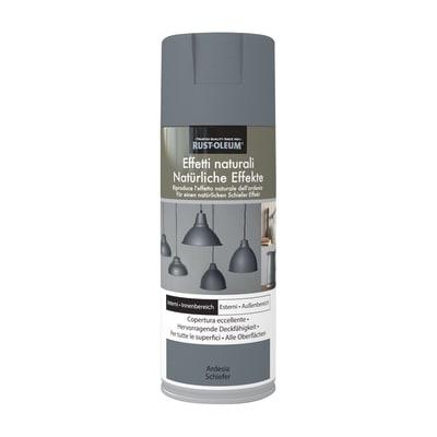 Smalto spray grigia pietra 0.4 L