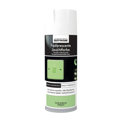 Smalto spray base solvente 0.0075 L trasparente fluorescente