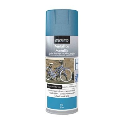 Smalto spray RUSTOLEUM blu metallizzato 0.0075 L