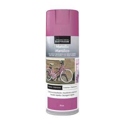 Smalto spray RUSTOLEUM rosa metallizzato 0.0075 L