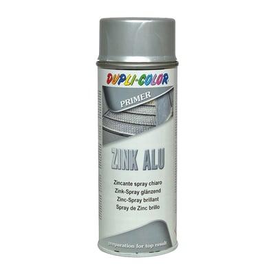 Smalto spray base solvente Zink Alu 0.0075 L grigio scuro lucido