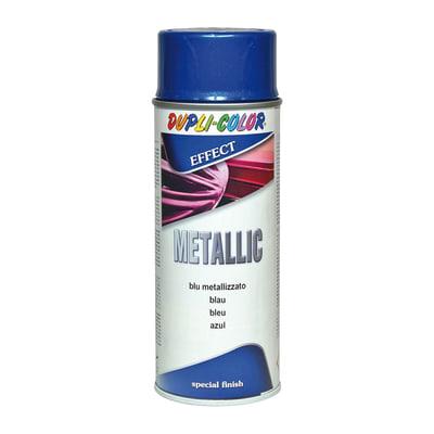 Smalto spray Metallic blu diamantato metallizzato 0.0075 L