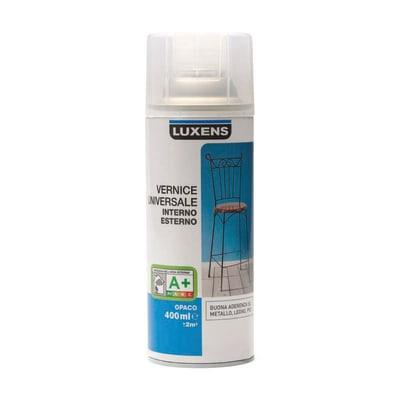 Smalto spray LUXENS Finitura trasparente opaco 0.0075 L