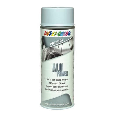 Fondo spray Dupli-Color Alu Primer trasparente 0.4 L