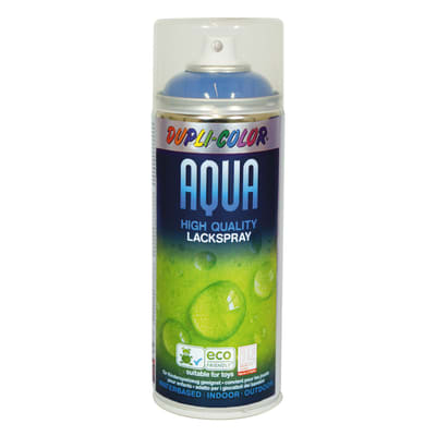 Spray DUPLI COLOR Aqua blu genziana lucido 0.0075 L